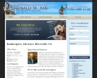 California Bankruptcy Lawyer